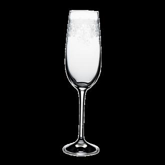 Flûte à champagne Ciselé Trianon 15 cl
