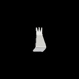 Fourchette à zakouski sur pied