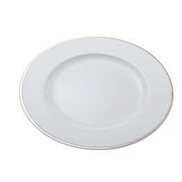 Assiette plate Ø 30cm Silver