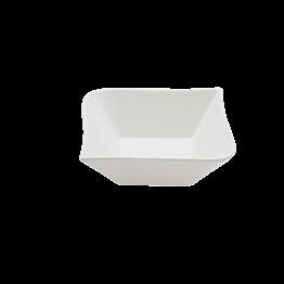 Bol carré 14 x 14 cm Mélodie