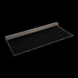 Tapis noir au m²