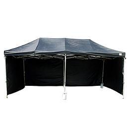 Structure et toiture de tente 6 x 3 m