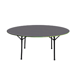 Table ronde Ø 150cm - 8 à 10 places