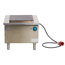Réchaud grosse cuisson 380 V - 4000 W - 32 A