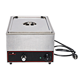 Bain-marie de table GN1/1 220 V - 2000 W