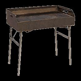 Barbecue au charbon 100 x 60 cm