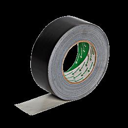 Rouleau de tape gaffa noir 50m