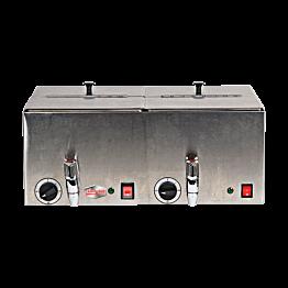 Machine à hot-dog double 220 V - 1300 W
