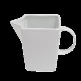 Pot à lait carré