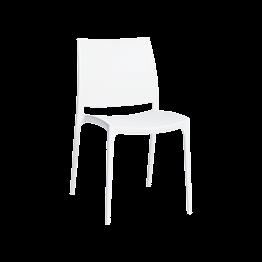 Chaise Trix blanche