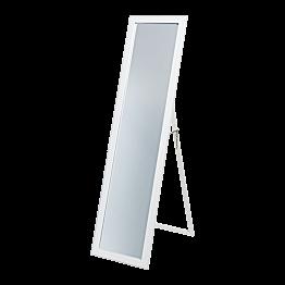 Miroir sur pied blanc 150 x 40 cm