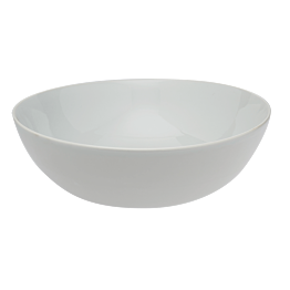Saladier en porcelaine Ø 30 cm H 11 cm