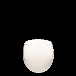 Bubble givré blanc Ø 6.5 cm H 6.5 cm 15 cl