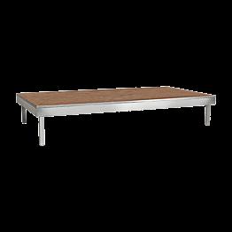 Praticable 2x1 m H 40 cm