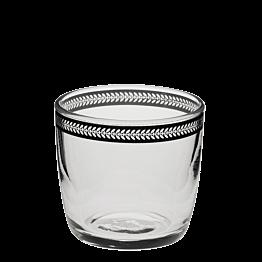 Photophore Chambord transparent H 5,5 cm Ø 5,8 cm