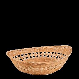 Corbeille à pain Vintage en osier