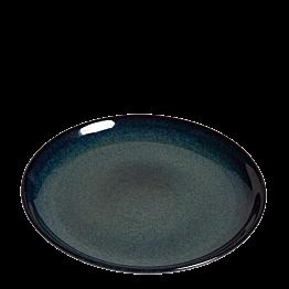 Assiette Corfou bleue Ø 27 cm