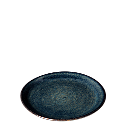 Assiette à pain Corfou bleue Ø 16,5 cm