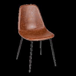 Chaise cuir